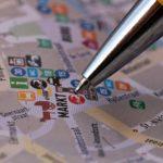 Verkaufen auf dem B2B-Marktplatz - Street Map Marktplatz, Bildquelle: pixbay, CC0 Creative Commons