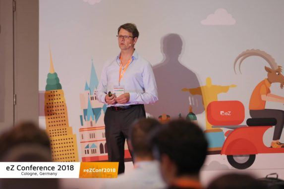 eZ Conference 2018: Frank Dege, silver.solutions