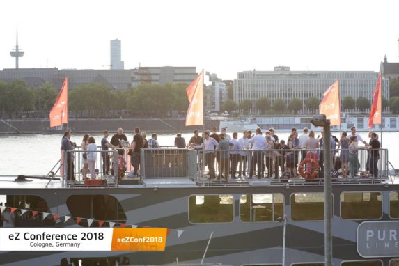 eZ Conference 2018: Boat After-Party